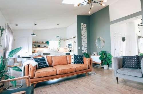 Accessoiriser sa location pour créer une décoration unique et mieux louer