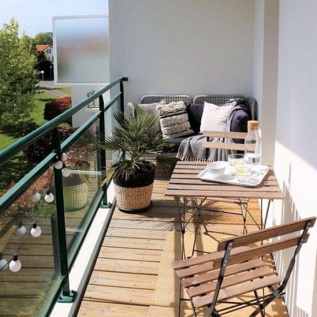 Inspirasi model balkon rumah