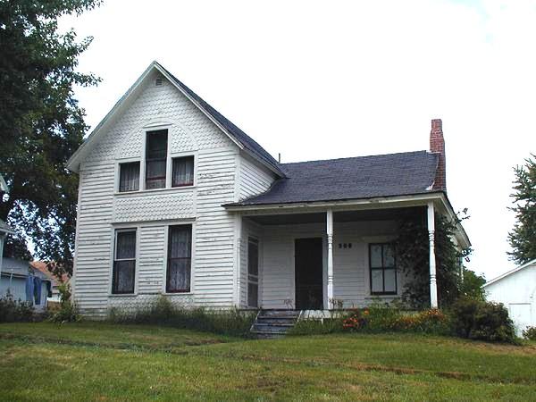 Axe Murder House in Villisca, Iowa