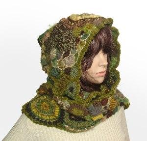 Hood & scarf Combo