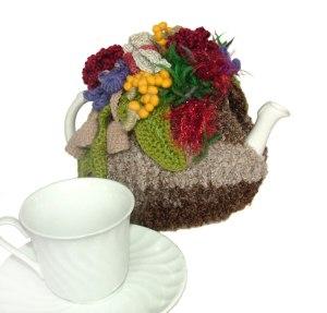Aussie Wild Flower Tea Cosy