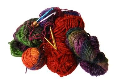 yarn left overs