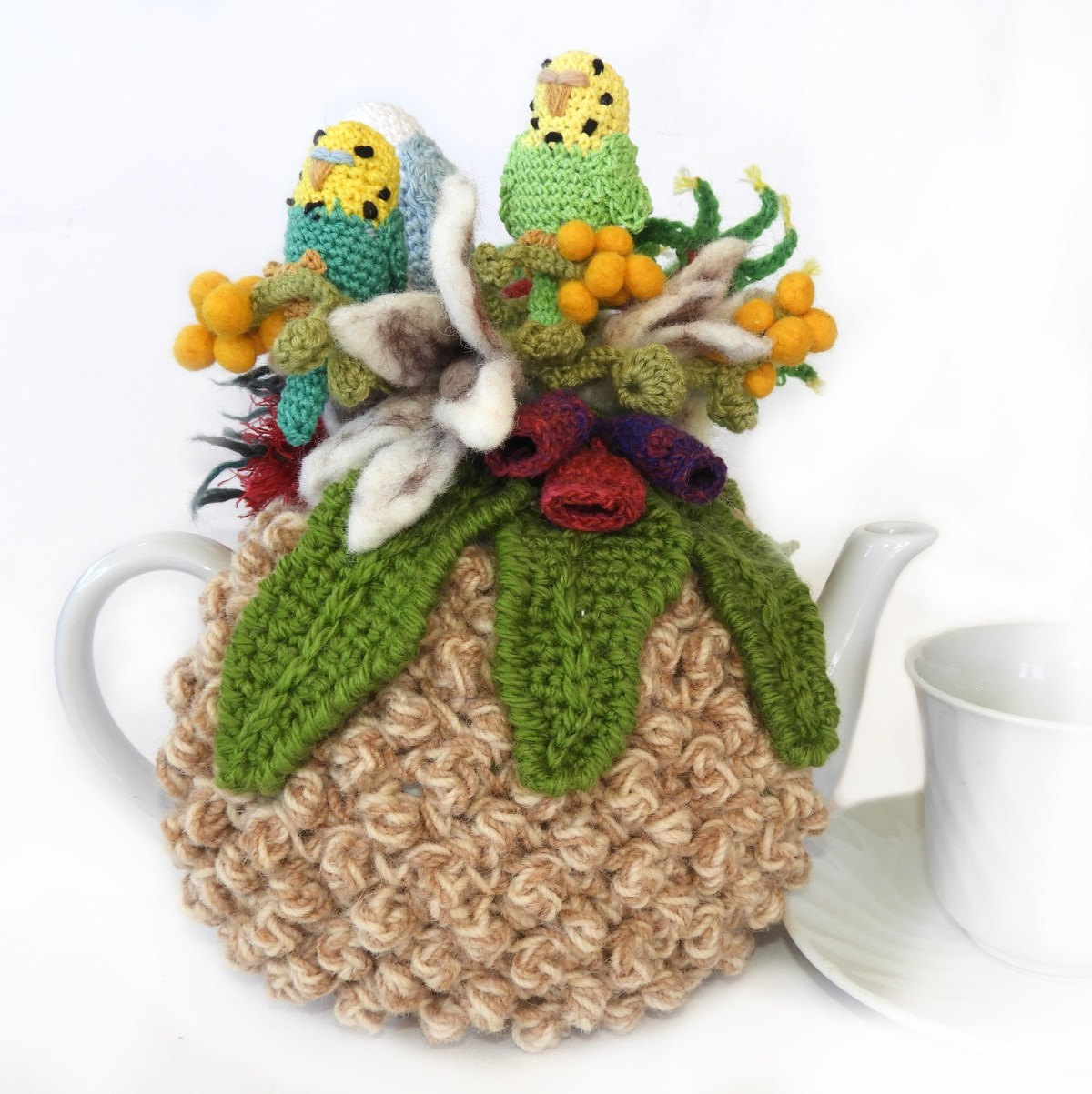 Tea Cosy to Wow your Guests No 1