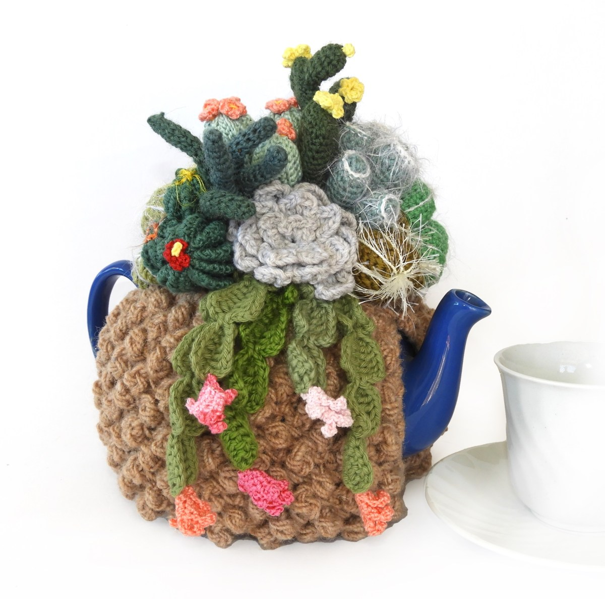 Tea Cosy to Wow your Guests No 2