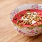 Kwark met witte mulberries | Rens Kroes