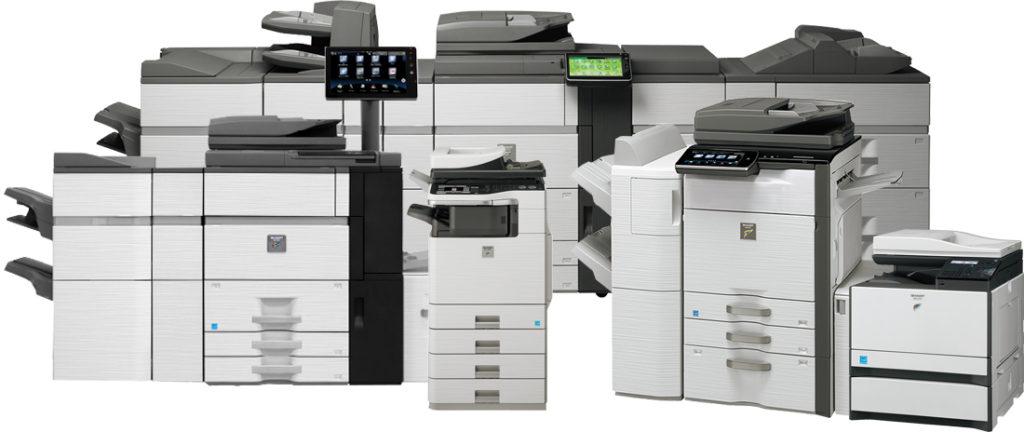 Rental Copiers