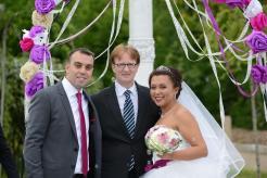Hochzeit in Hessen
