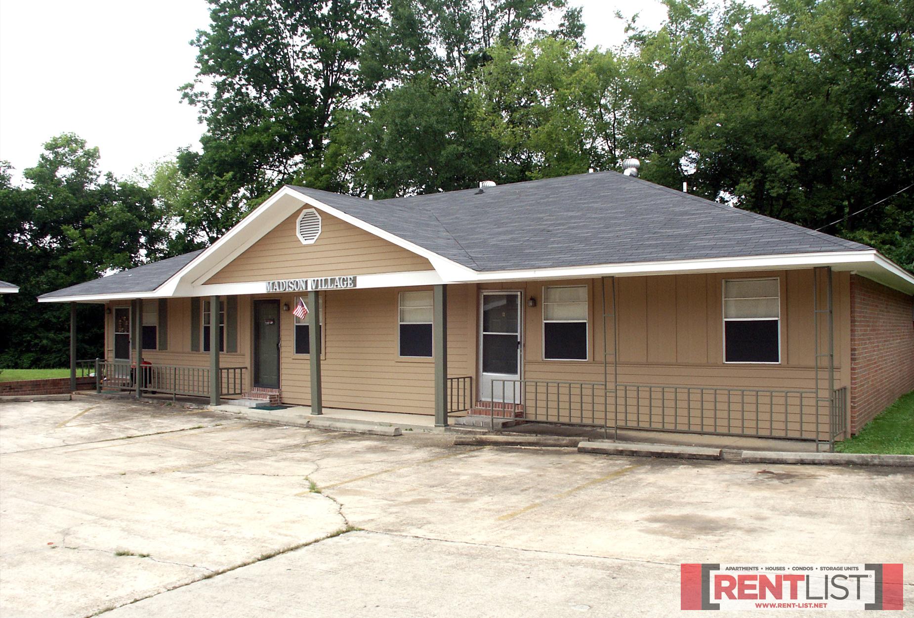 Madison Village & Madison Village - Rent List