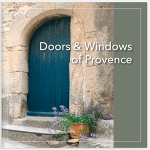 Book Doors & Windows Rent-Our-Home Lourmarin Provence