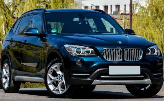 BMW X1 2014 Automat Despre