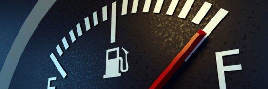 Indicator capac combustibil