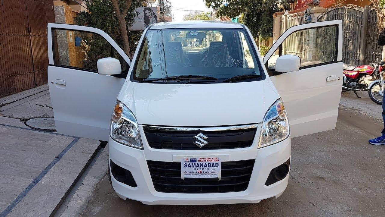 Rent a Suzuki wagon r in Lahore