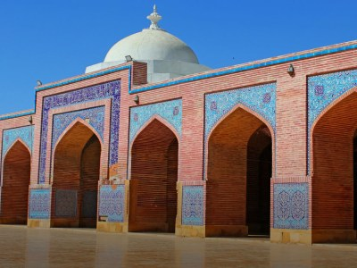Lahore To Shah Jahan Mosque Tour