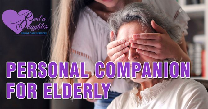 How To Be A Companion For The Elderly