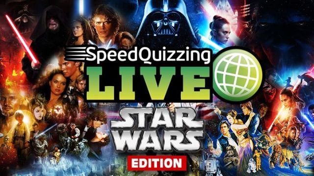 May The 4th Be With You. Online Virtual Trivia Game Show