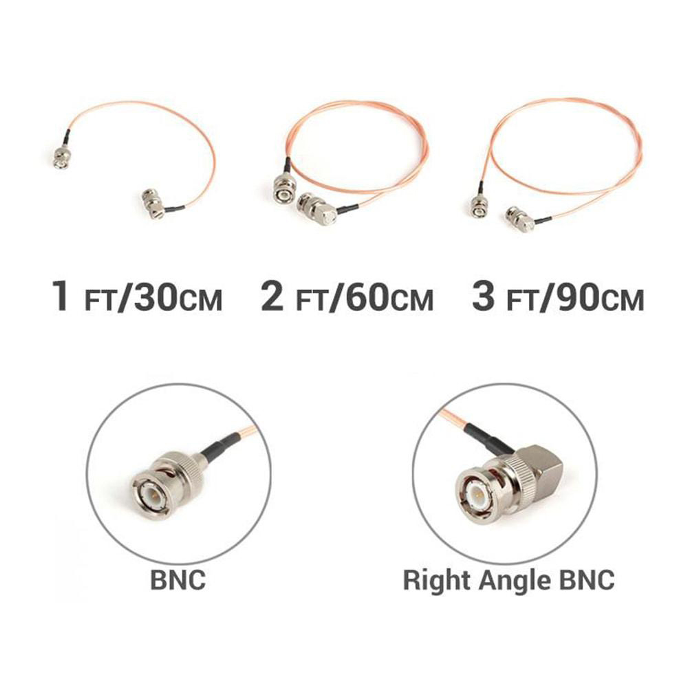 CGPRO BNC TO RIGHT ANGLE BNC SDI CABLE
