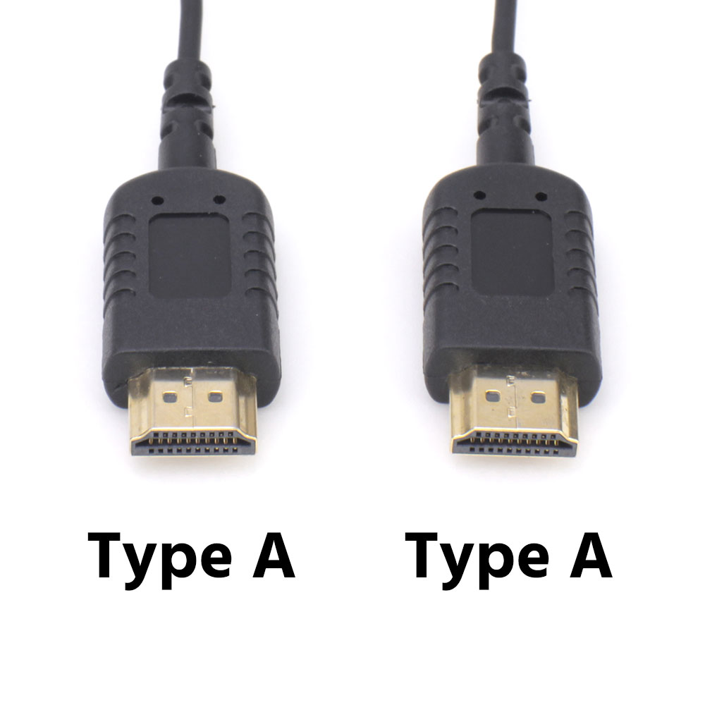 CGPro Type A To Type A MiNi HDMI Cable