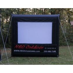 Movie Screen (8 x 5)