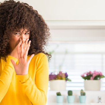 Smelly homes can keep potential clients away.