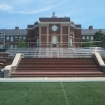 Private School Bleacher Rental in Atlanta