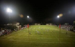 Rental Bleacher for Football Game