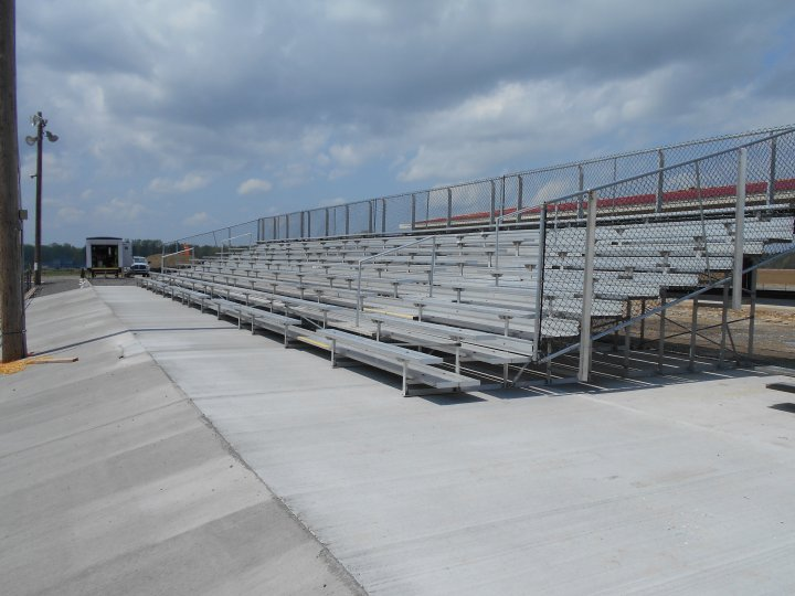 Recently Sold Used Bleachers