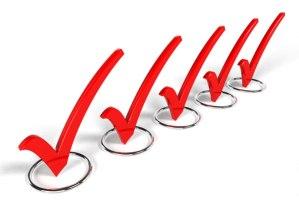 rental bleacher checklist