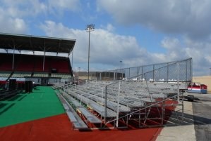 Temporary Bleacher Rental