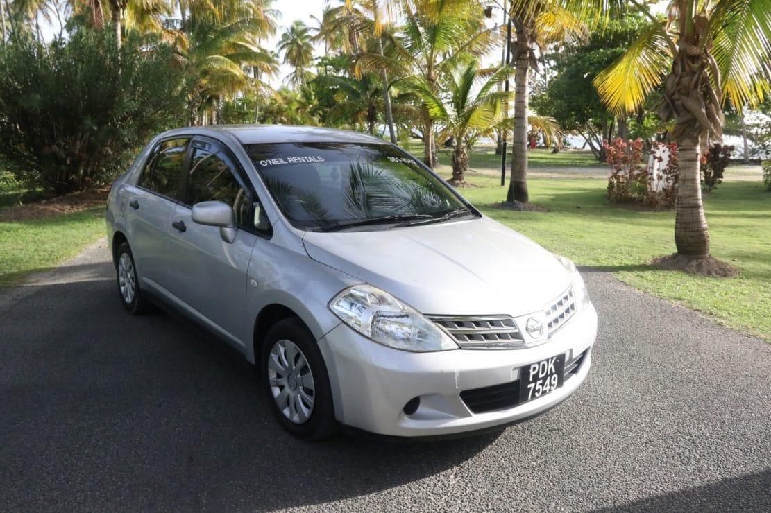 Nissan Tiida Sedan 7549