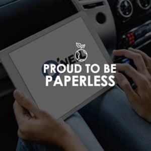 Proud Paperless