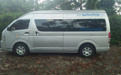 Harga Rental Hiace Wisata untuk ke Bandung                                        5/5(4)