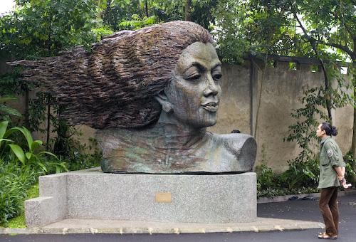 Jelajah NuArt Sculpture Bandung