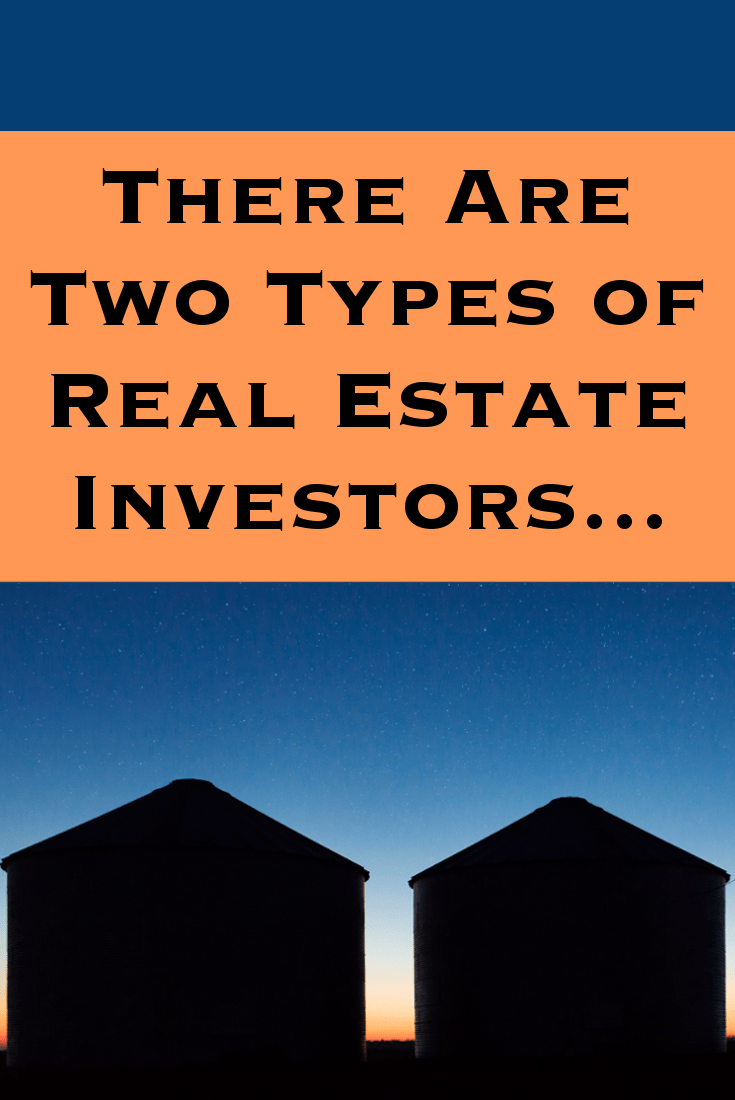 two types of real estate investors
