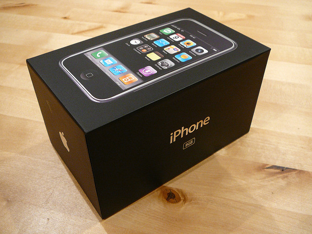 new iphone