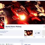 Sudah LIKE Facebook Rental Motor Malang?