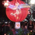 Pawai Lampion di Malang Fest and Reunion 2013