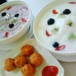 Nikmati Kuliner di De Salju-Fruit Salad and Juice