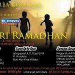 Safari Ramadhan Bersama Sego Bungkus dan Elfara FM