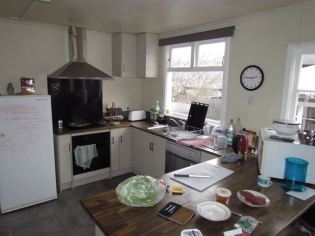 5 Dublin Street Kitchen b Rent A Room Queenstown