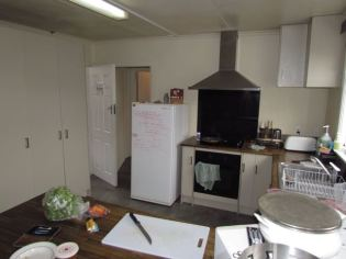 5 Dublin Street Kitchen e Rent A Room Queenstown
