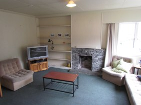 5 Dublin Street Living Area B Rent A Room Queenstown