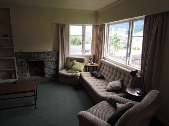 5 Dublin Street Living Area C Rent A Room Queenstown
