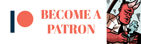 Become a Patron - Patreon