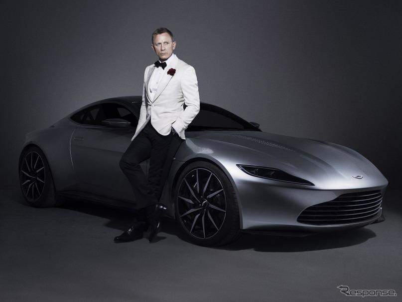 007アストンマーチン