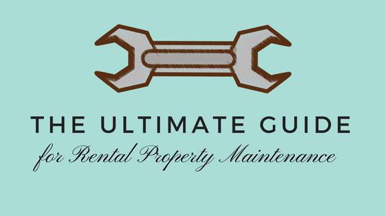Rental Property Maintenance