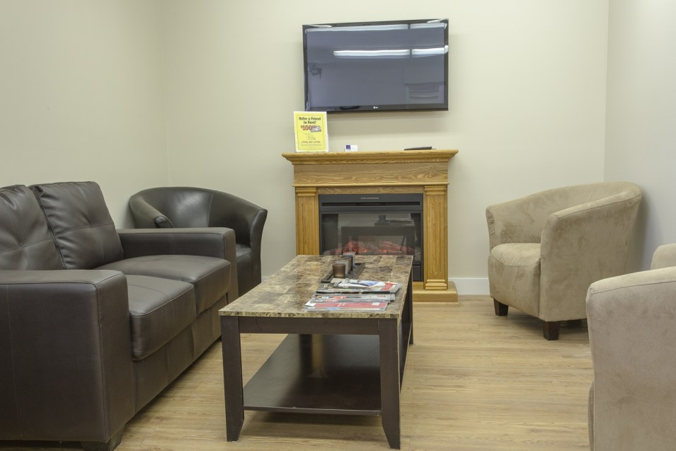 Property Management office Elliot Lake Ontario
