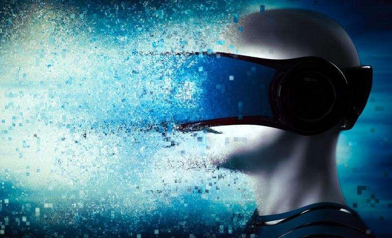 HTC Vive Virtuaalreaalsus