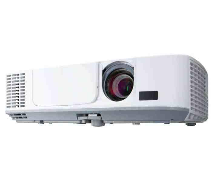 NEC M271W projektori rent laenutus