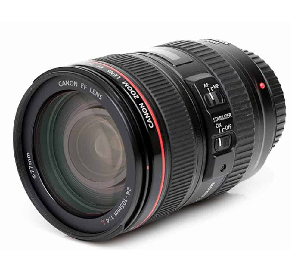 Canon EF 24-105mm f/4L IS USM Pro