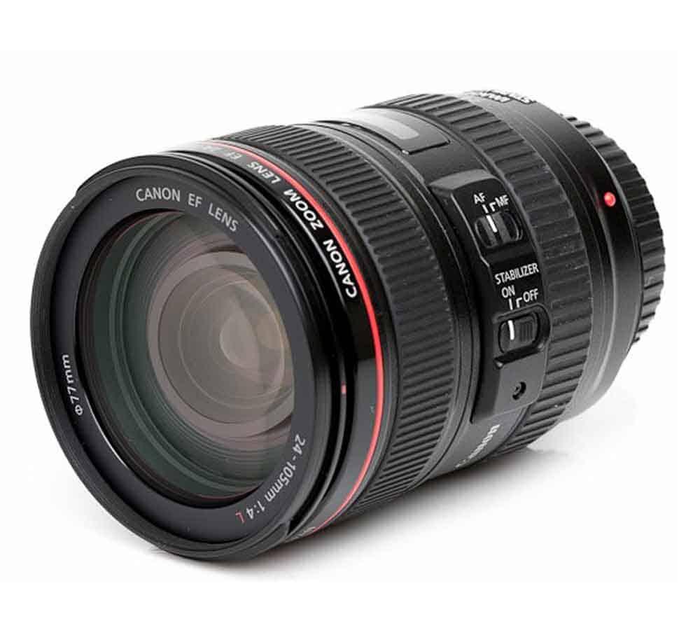 Canon objektiivi rent